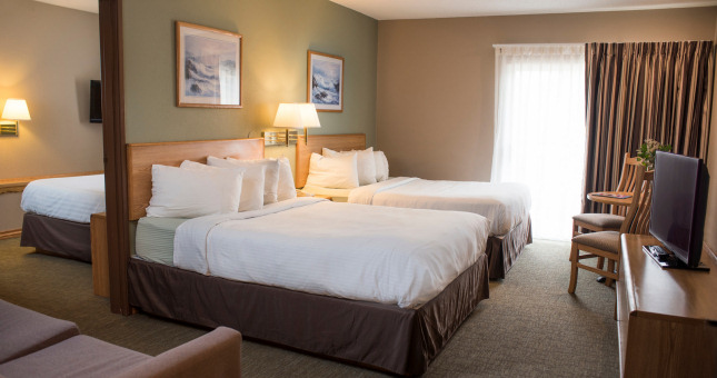Guest Rooms and Rates